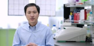 Chinese scientist He Jiankui was sentenced to jail for modifying embryo genomes