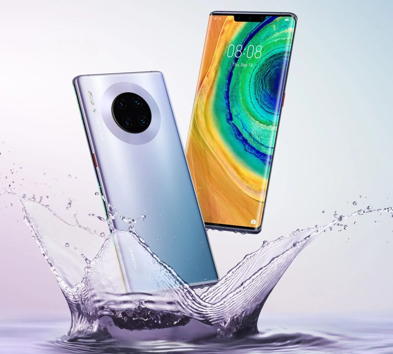 Huawei Mate 30 and Mate 30 Pro sales exceeded expectations