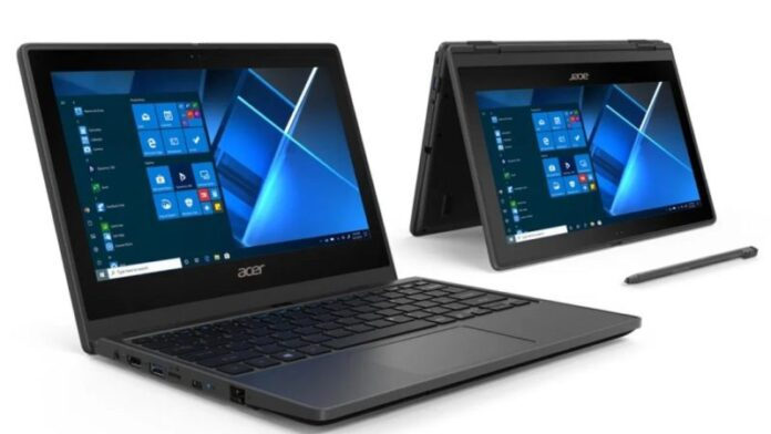 Acer announced the TravelMate B3 and Spin B3 aimed at students