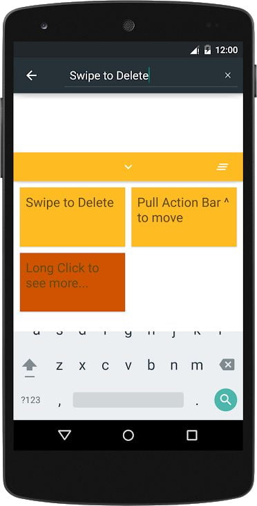 How to write faster on Android using free Native Clipboard app?