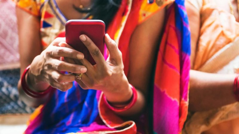 India becomes the second largest smartphone market