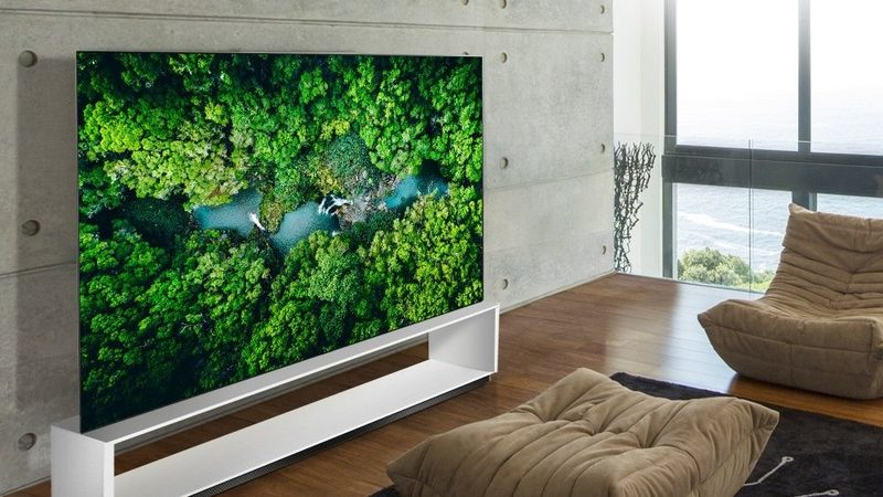 LG will announce 8 new 8K TVs at CES 2020