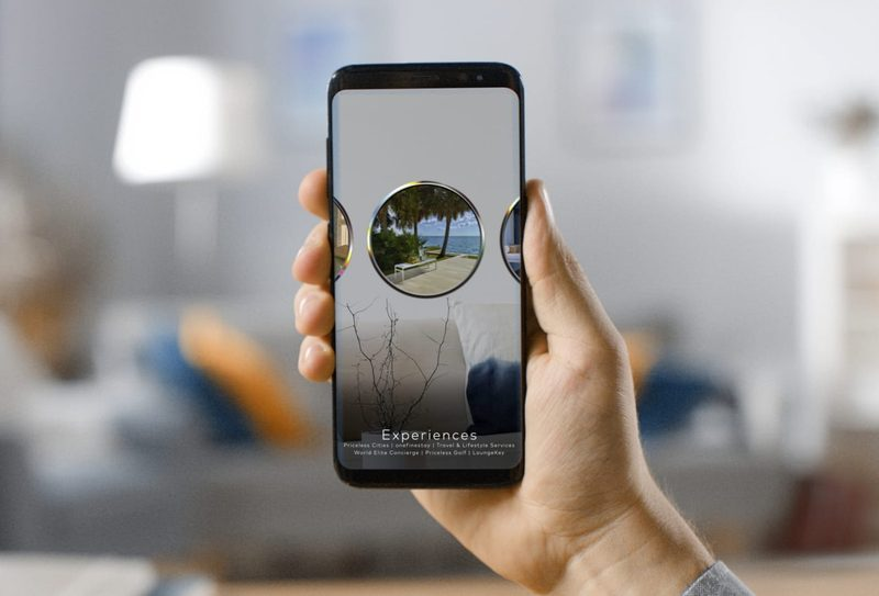 Mastercard launches an AR app for cardholders