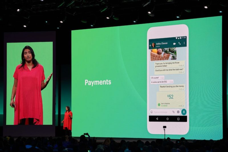 WhatsApp Pay will launch in India and other countries will follow
