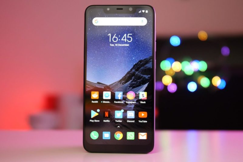 Xiaomi Pocophone F1 starts receiving Android 10