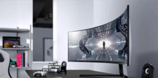 Samsung introduced curved Odyssey monitors for gaming