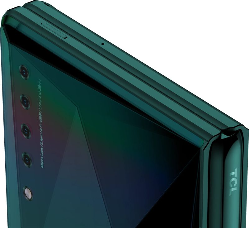 tcl foldable tablet / smartphone concept