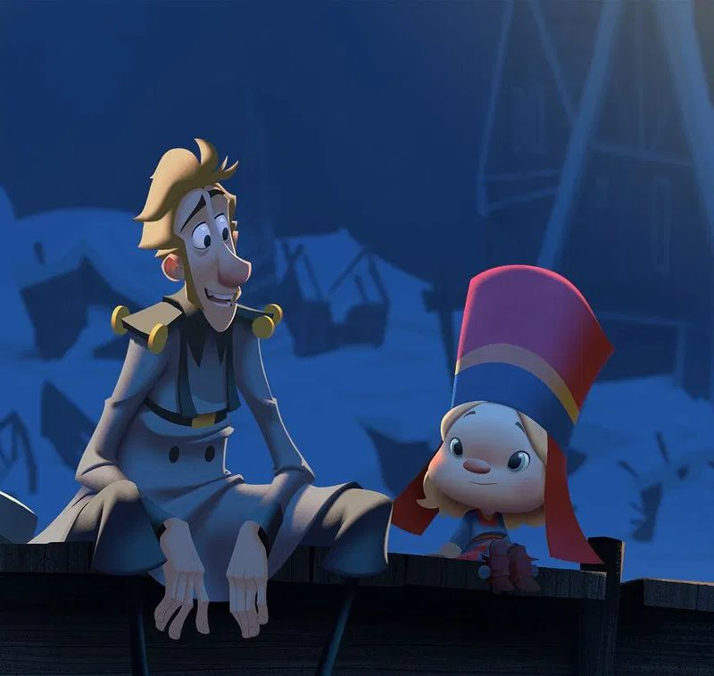 The Oscar nominee for best animated feature film, 'Klaus' is produced by Netflix and was only seen by 318 people in theaters