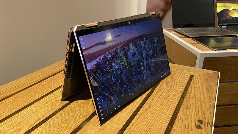 The new HP Spectre x360 15, price, specs and release date