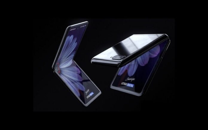 The new foldable smartphone Samsung Galaxy Z Flip will be at least 850 dollars