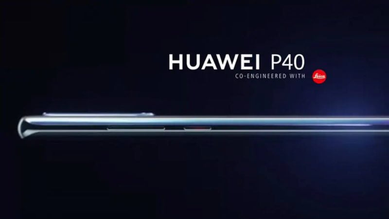 This is how Huawei P40's camera will look