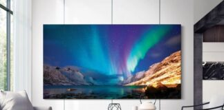 samsung introduced microled TVs