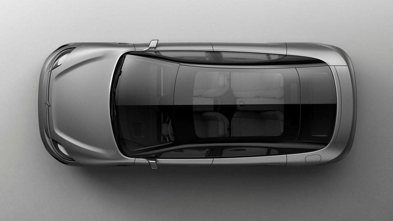 Sony Vision-S concept electric car