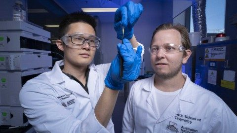 ANA scientists created artificial flesh that can be used on robots