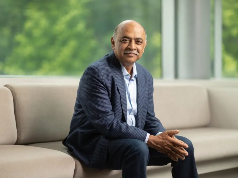 IBM appoints Arvind Krishna as CEO, and he has a big challenge ahead