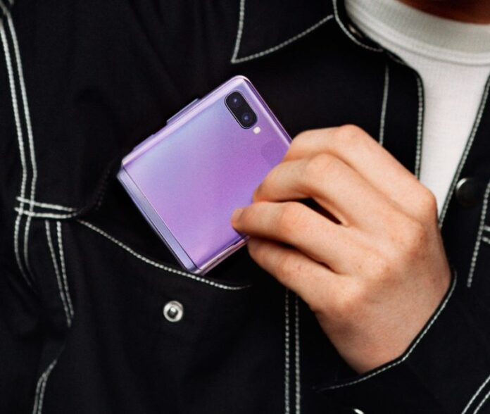 hands on can galaxy z flip make it for you