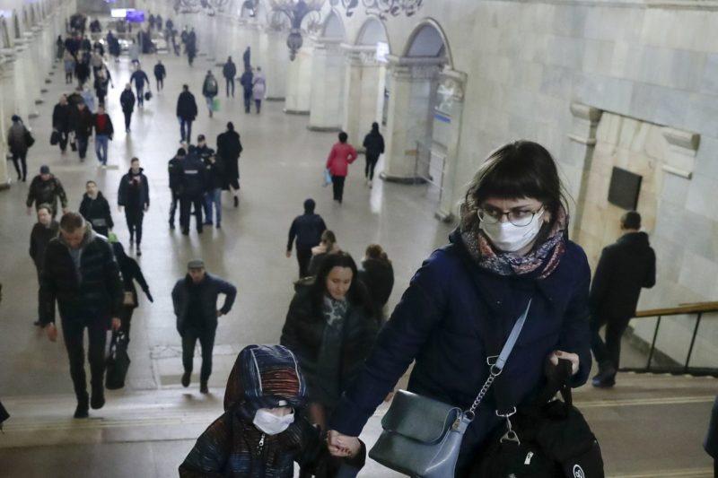 Coronavirus According to EU Russia tries to generate panic through fake news trolls