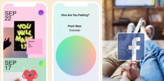 Facebook launched Tuned, an app for couples