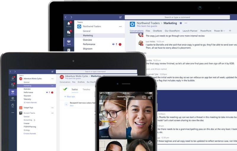 Microsoft Teams features, security and price