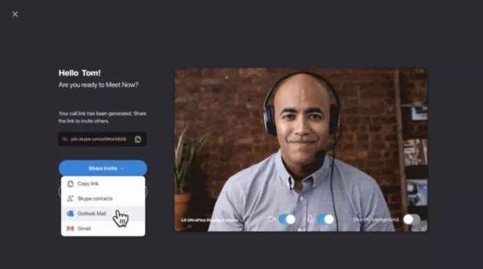 Skype Meet Now Video chat with no downloads or registration how to create a free meeting