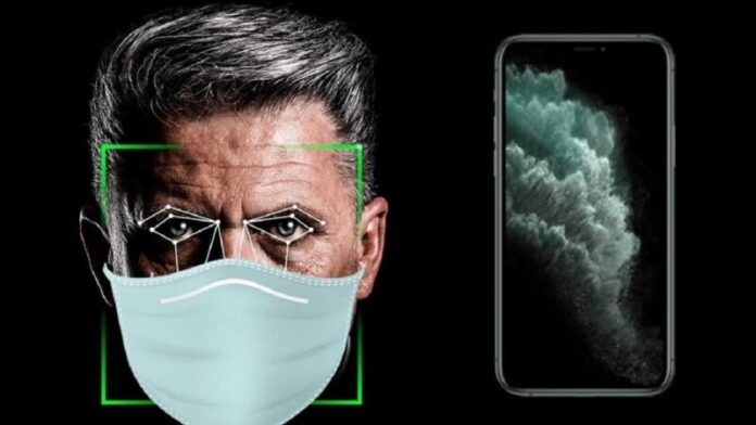 Can you unlock your iPhone even with the face mask on iOS 13.5 update helps you