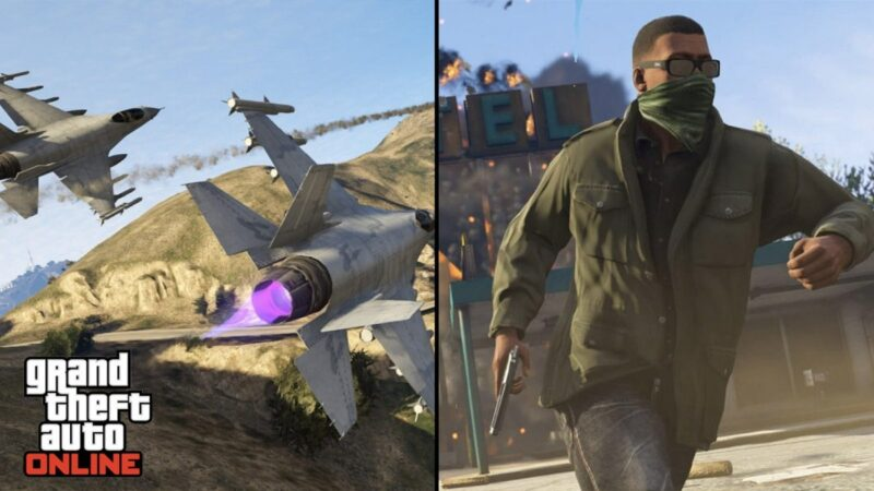Free GTA V at Epic Games Store causes hacker outbreak in GTA Online