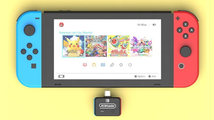 RCM Loader for Nintendo Switch What is it, how can you install