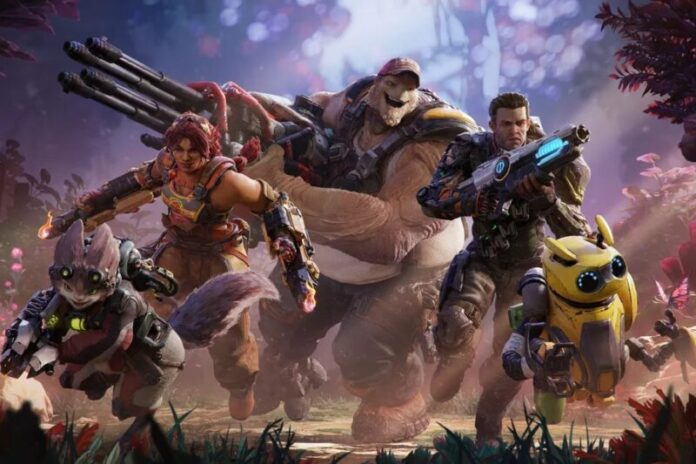 Review: Crucible, the new team-based F2P shooter from Amazon Games
