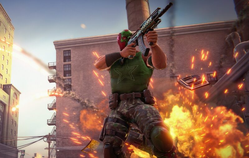 Review Saints Row The Third Remastered for PS4, Xbox One and PC