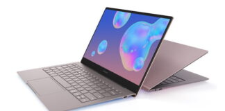 Samsung Galaxy Book S with Intel Lakefield seen in the Samsung online store - specs