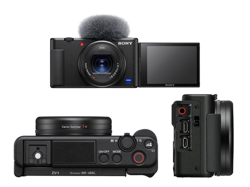 Sony ZV-1 Details leaked for the compact camera for vloggers specs features price