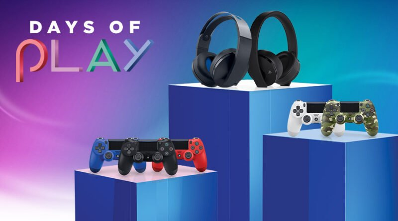 Days of Play 2020 discounts on PS Plus and PS Now subscriptions the list of games