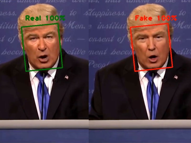Deep Fake - Artificial Intelligence What is it, how it works and what AI is used for