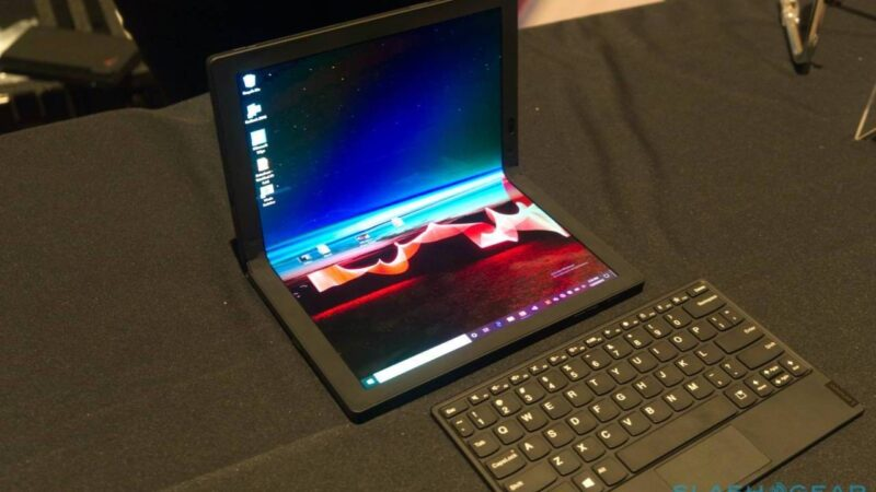 Intel introduced two 'Lakefield' hybrid processors for foldable and dual-screen devices features list