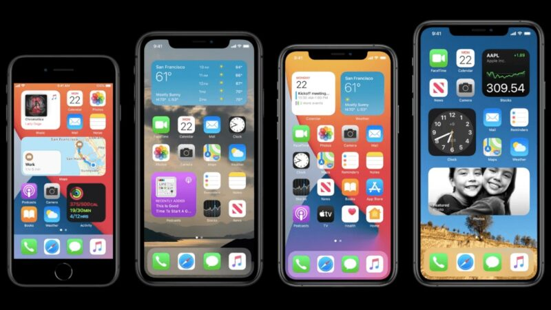 The list of which iPhones will get iOS 14 update.
