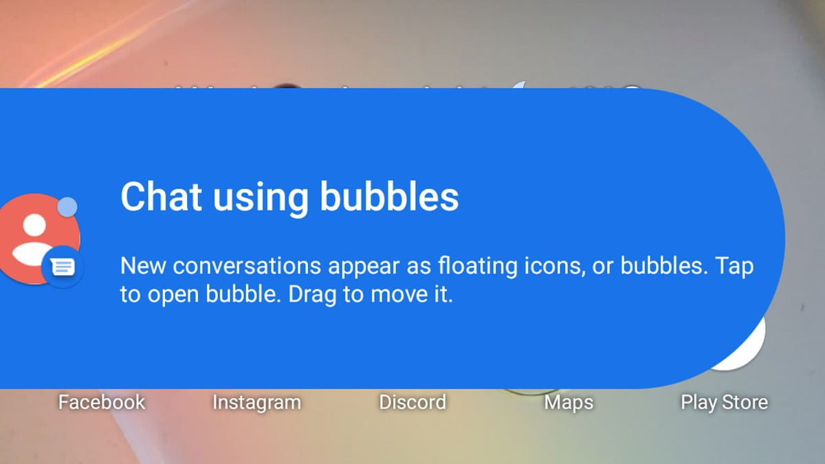 Google Messages debuts Android 11 Beta chat bubbles, how to use them?