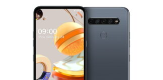 LG K61 review
