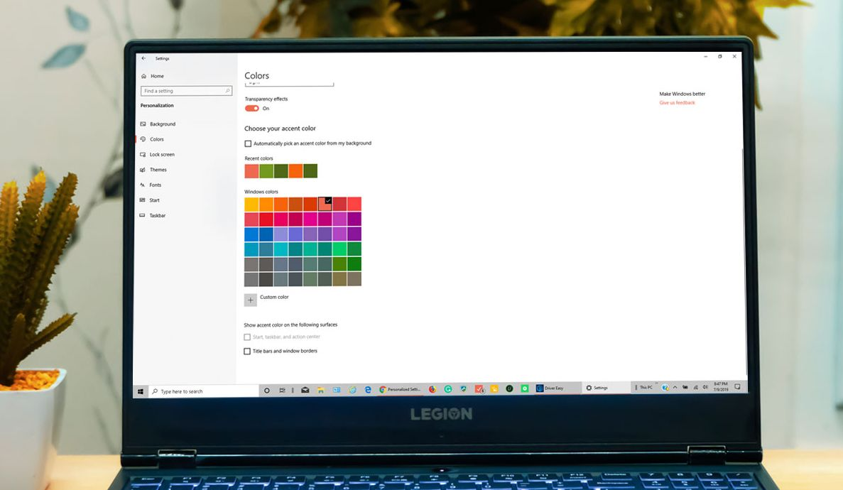 The new Windows 10 improves touch devices and adds a new taskbar 2