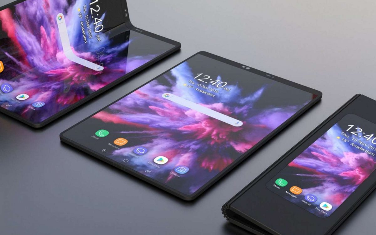 Googles folding phone will come out in 2021 according to a leak scaled