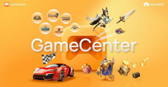 Huawei challenges Google again with its gaming hub GameCenter