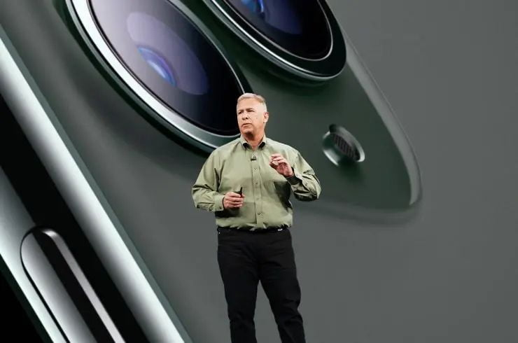 Phil Schiller steps down as Apple's chief marketing officer