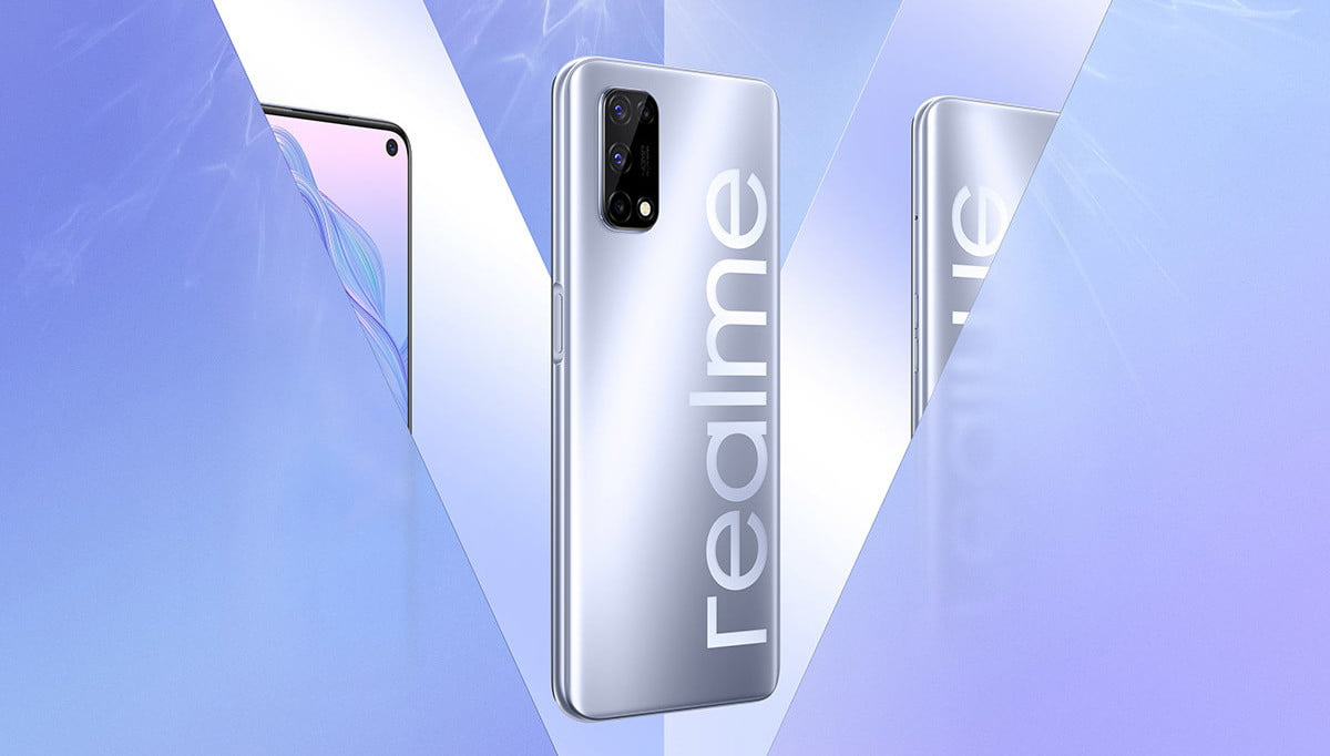 Realme launched V5 5G Specs, features, photos and price