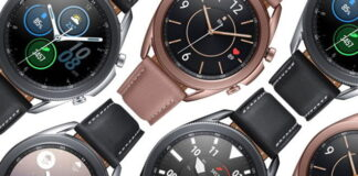 Samsung announced Galaxy Watch3 the rotating bezel is back photos price specifications features