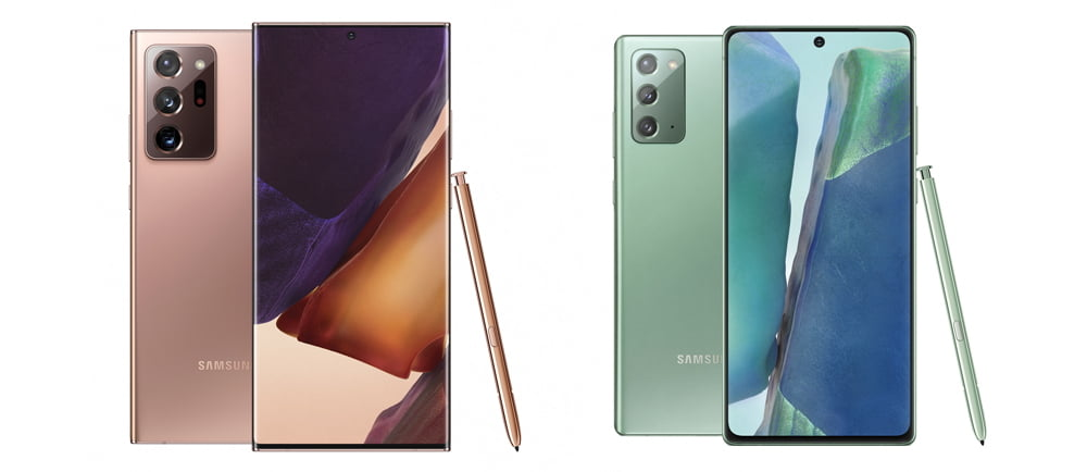 Samsung launched Galaxy Note 20 and Note 20 Ultra even bigger now and with S Pen
