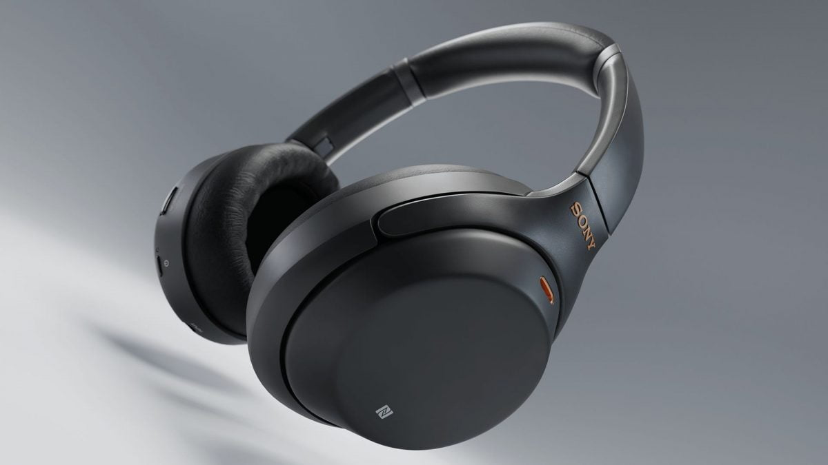 The new Sony WH 1000XM4 the headphones with the best noise cancellation scaled