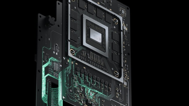 This is how the Velocity tech works in Xbox Series X