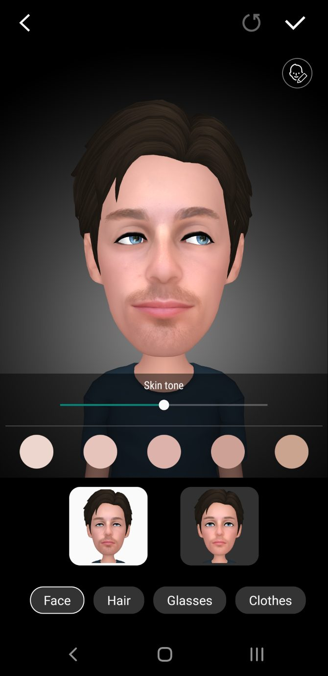 We will explain how to make a new Memoji video or moving memoji (actions like talk, nod head etc) on Android below.