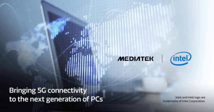 5G laptops are promised by Intel and Mediatek in 2021