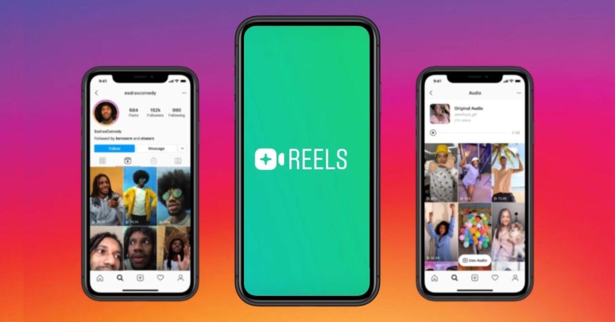 How to download an Instagram Reels video?