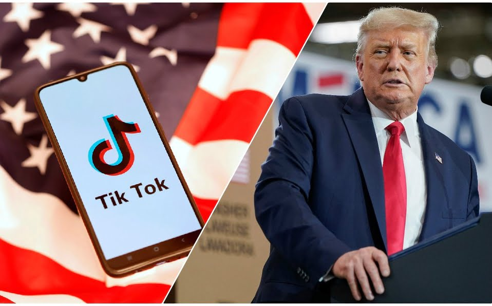Trump bans TikTok, USA President has signed an executive order prohibiting any transaction or business with ByteDance, the Chinese developer of TikTok
